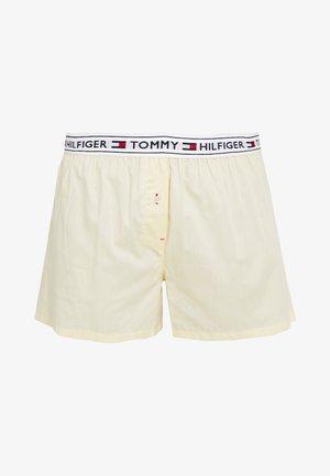 AUTHENTIC SHORT - Pyjama bottoms - lemon meringue