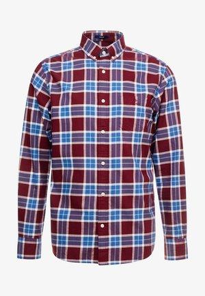 BLACKWATCH REGULAR FIT - Shirt - port red
