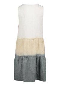 Cartoon - SOMMER OHNE ARM - Day dress - beige/white/grey - 3