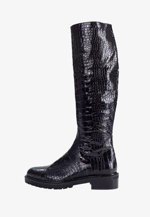 Walking boots - schwarz