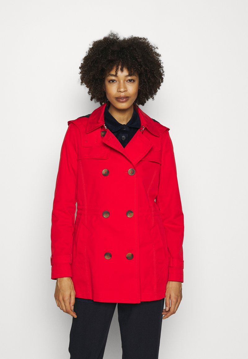 Esprit - Trenchcoat - red