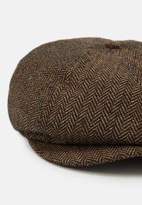 Brixton - BROOD SNAP CAP UNISEX - Hatt - brown - 5