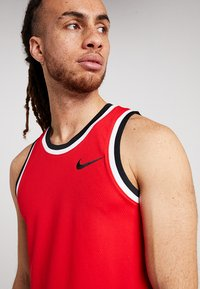 Nike Performance - DRY CLASSIC - Sports shirt - university red/black - 3