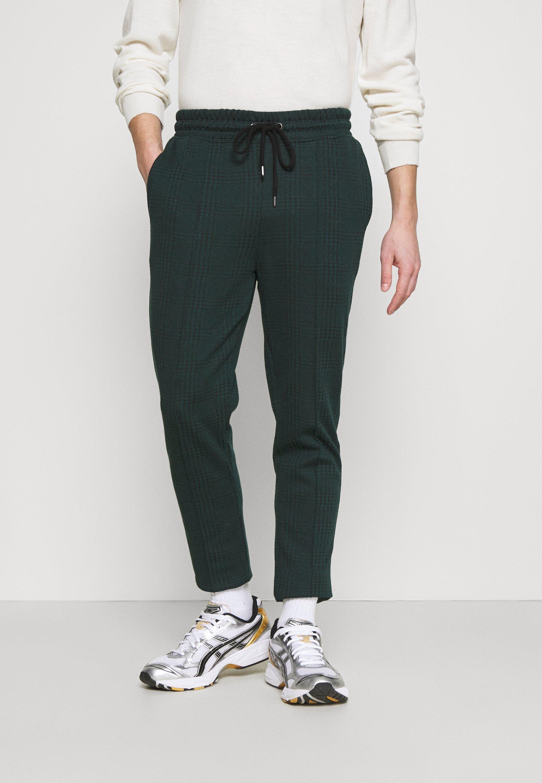 Homme CHECK JOGGER - Pantalon de survêtement