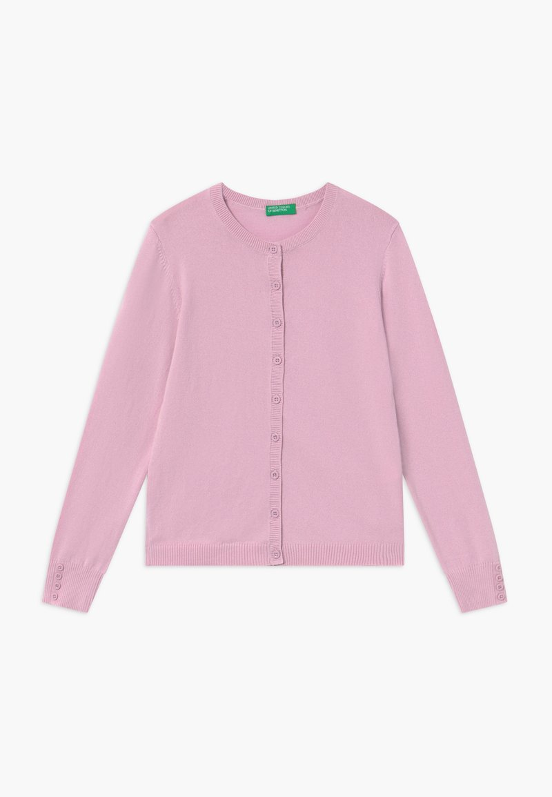Benetton - Cardigan - lilac
