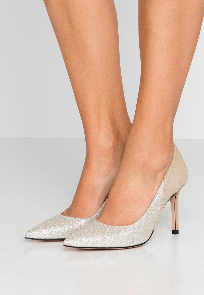 HUGO - High heels - gold