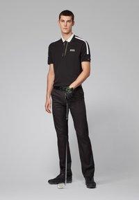 BOSS - PADDY MK - Polo shirt - black - 1