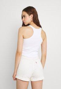 NEW girl ORDER - GRAFFITI TANK - Top - white - 2