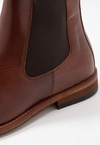Barbour - BEDLINGTON - Classic ankle boots - mahagony - 5