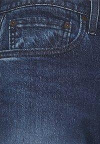 Levi's® - 512™ SLIM TAPER - Slim fit jeans - dark blue denim - 2