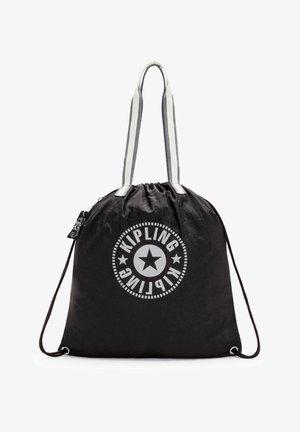 DRAWPACK - Shopping bag - black extra