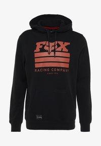 Fox Racing - STREET LEGAL - Hoodie - black - 5