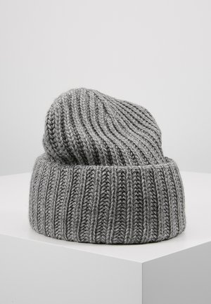 LESTER - Beanie - light grey
