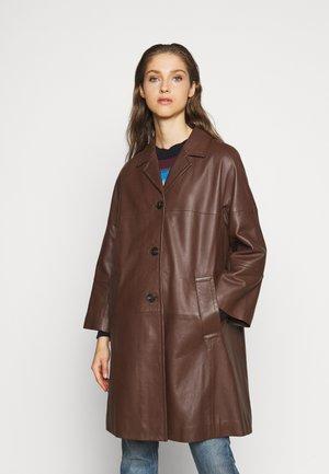 CIVADA - Classic coat - brown