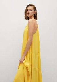 Mango - Maxi dress - lime - 5