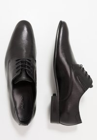 ALDO - TILAWET - Stringate eleganti - black - 1