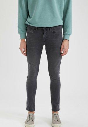 Slim fit -farkut - grey