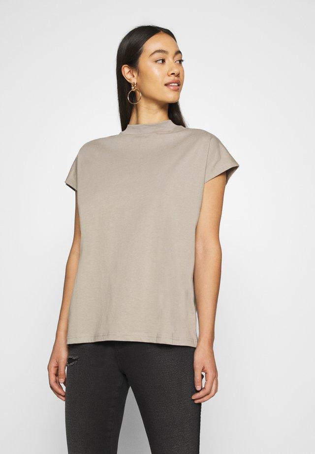 PRIME - T-shirt basique - light beige