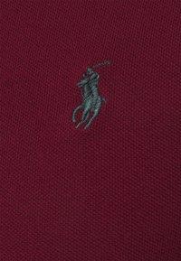 Polo Ralph Lauren - SLIM FIT MESH POLO SHIRT - Polotričko - classic wine - 2