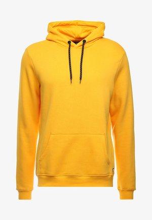 KIMAR HOOD - Sweat à capuche - ocre yellow