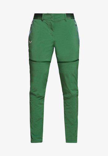 PEDROC - Pantaloni outdoor - myrtle