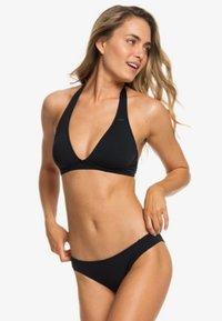 Roxy - BEACH CLASSICS - Bikini top - true black - 1