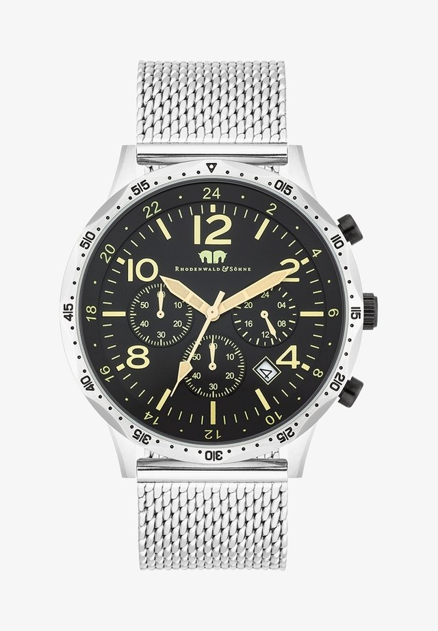 CAPTAIN  - Cronografo - silber