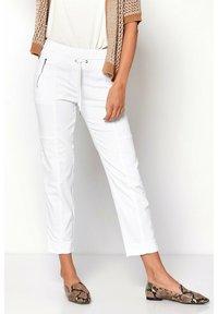 TONI - Trousers - 80 white - 0