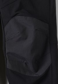 Jack Wolfskin - RASCAL WINTER PANTS KIDS - Kalhoty - black - 4