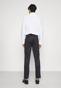 Lindbergh - CHECKED SUIT - Completo - black - 5