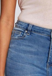 Morgan - Slim fit jeans - bleached denim - 3
