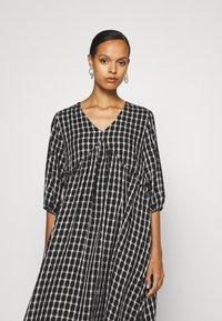 Bruuns Bazaar - PRIVET ELYSE DRESS - Day dress - black - 3