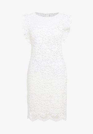 AFIYA - Vestito elegante - white