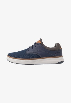 MORENO ZENTER - Sneakersy niskie - navy