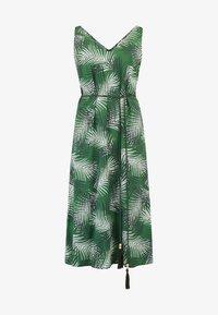 Sugarhill Brighton - DRESS FREDRIKA SHADY PALM - Day dress - green - 4