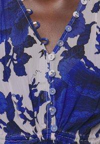 Diane von Furstenberg - ANDREA - Paitamekko - pink/blue - 4