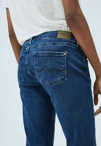 Pepe Jeans - LOLA - Slim fit jeans - denim - 3