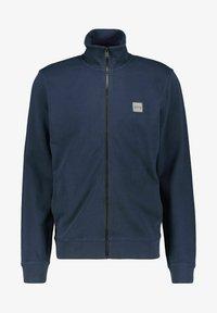 BOSS - ZESTART - Zip-up sweatshirt - marine - 0
