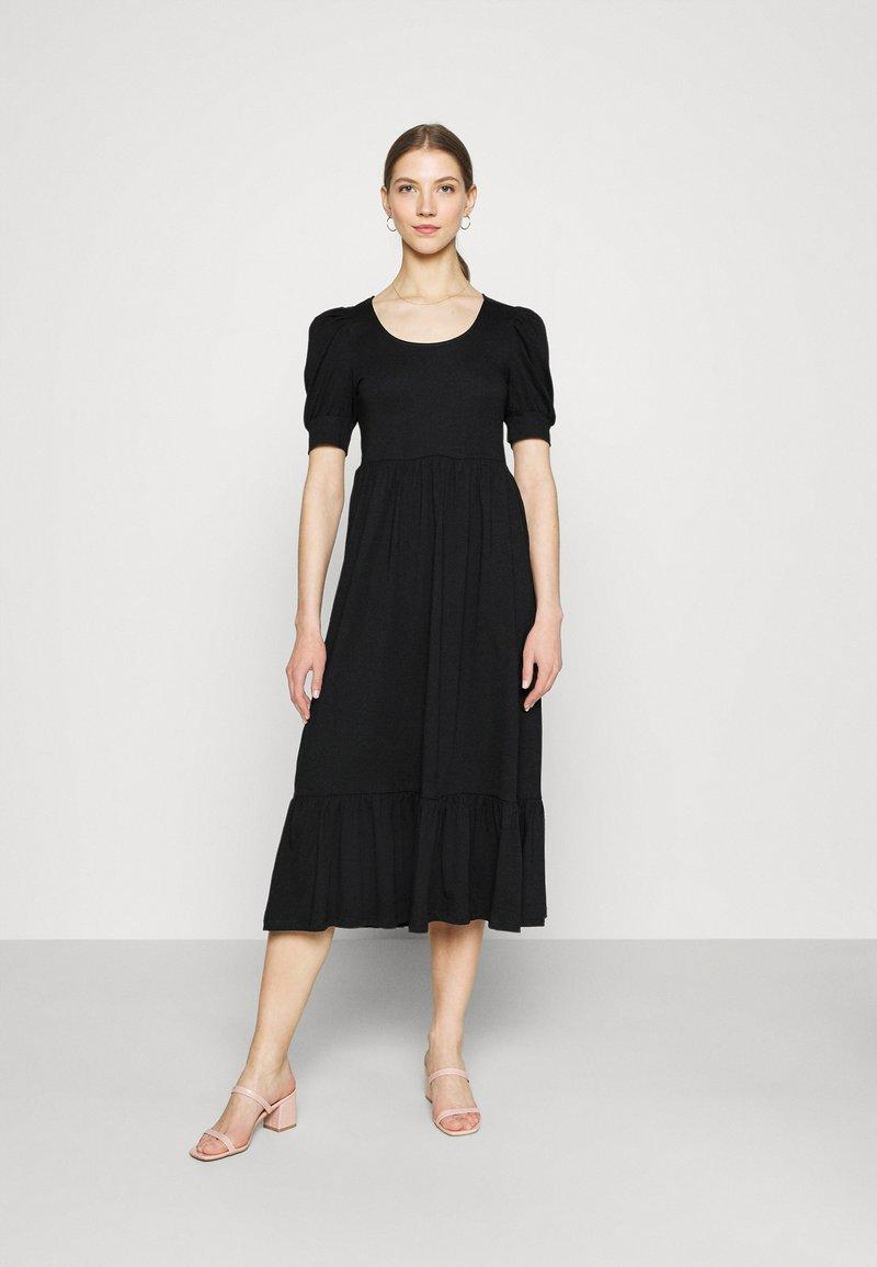 ONLY - ONLMAY LIFE PUFF DRESS - Maxi dress - black