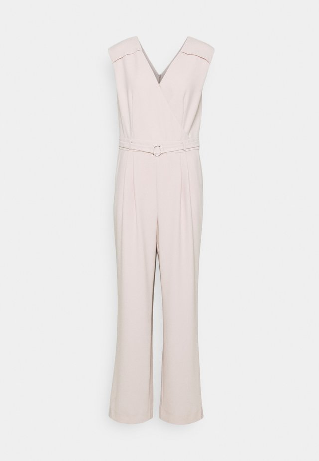 OVERALL LANG - Jumpsuit - sand