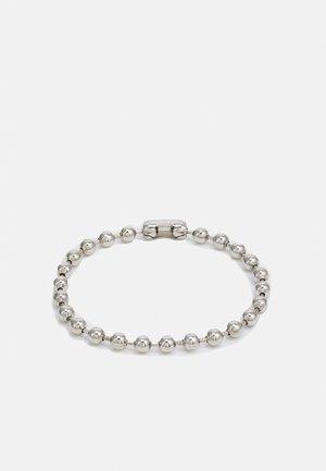 BALL CHAIN BRACELET - Bracelet - silver-coloured