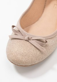 Anna Field Wide Fit - Ballet pumps - rose gold - 2