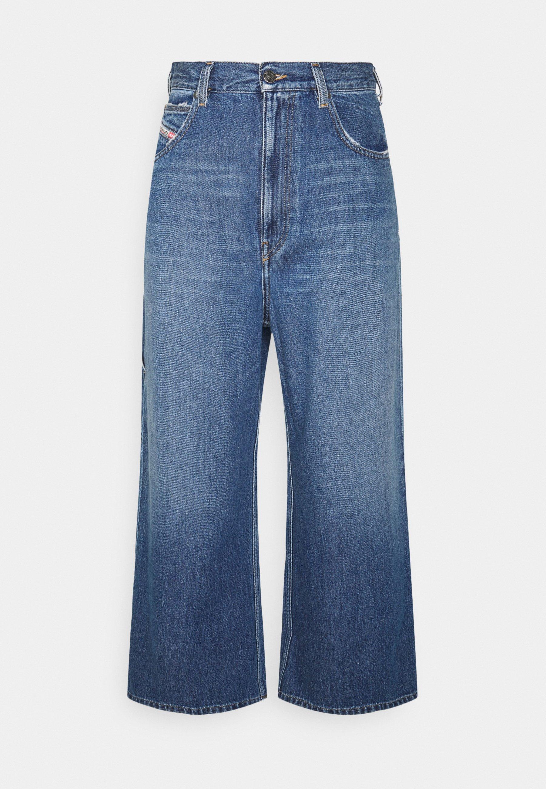 Women D-LUITE-SP3 - Straight leg jeans