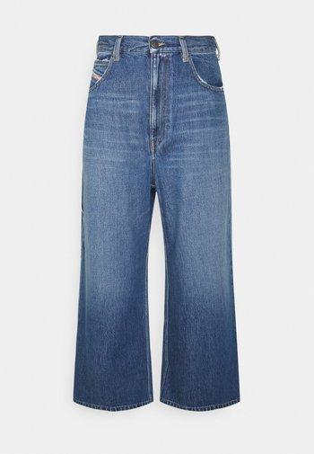 D-LUITE-SP3 - Straight leg jeans - denim blue