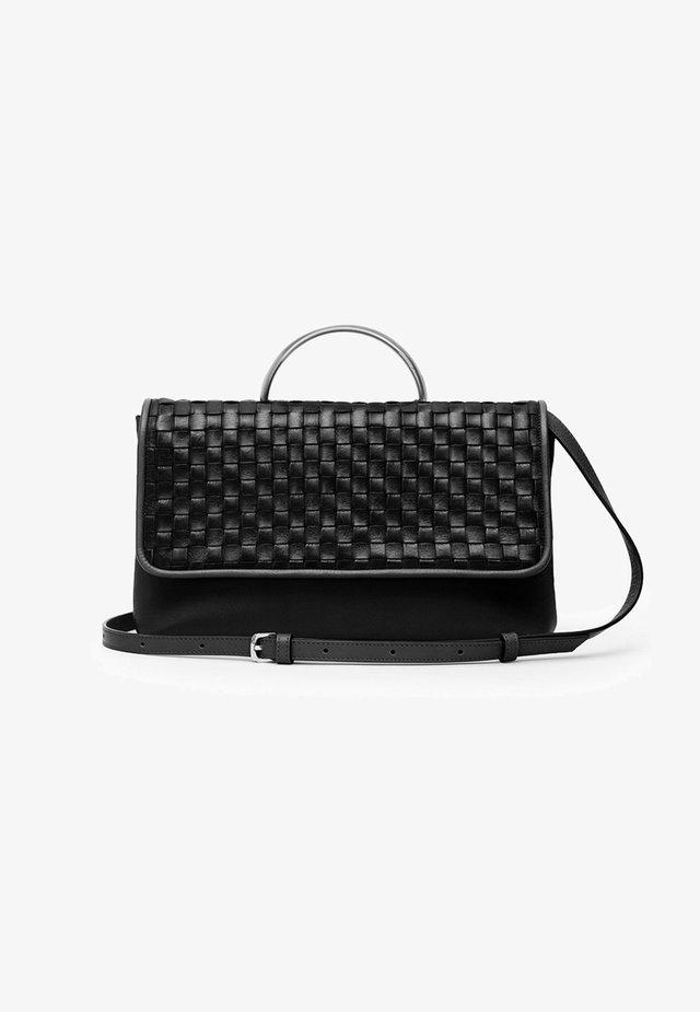 CHESS - Handbag - midnight black