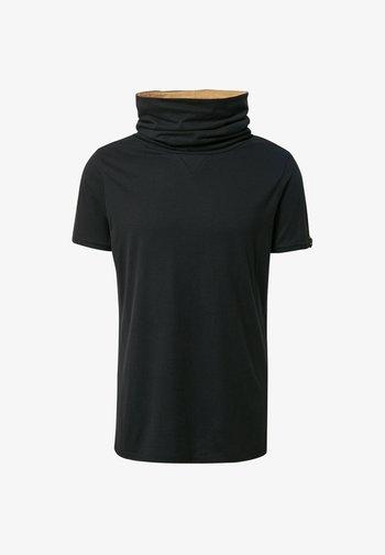 GANGSTA & KRIPOS - Print T-shirt - schwarz