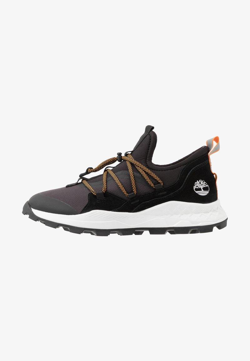 Timberland - BROOKLYN - Sneakersy niskie - black
