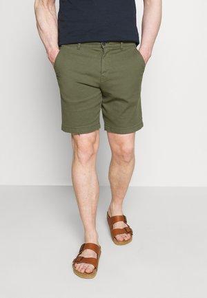 SLHCHESTER FLEX CAMP - Shorts - olive night