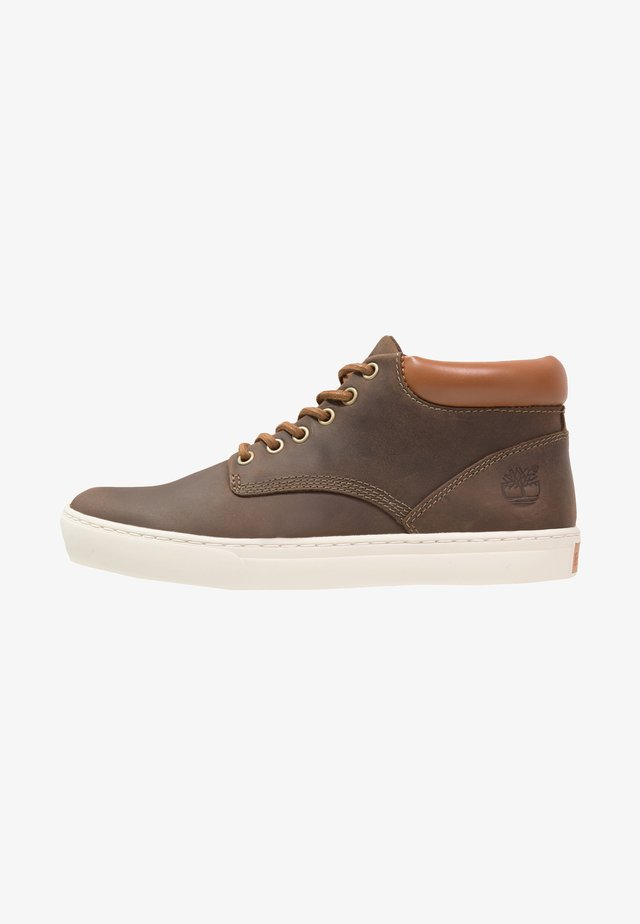 ADVENTURE 2.0 CUPSOLE - Sneakers hoog - dark olive/roughcut
