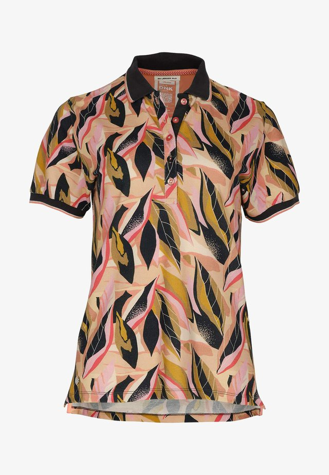 Poloshirt - multicolore
